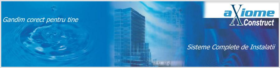 AXIOME CONSTRUCT Logo