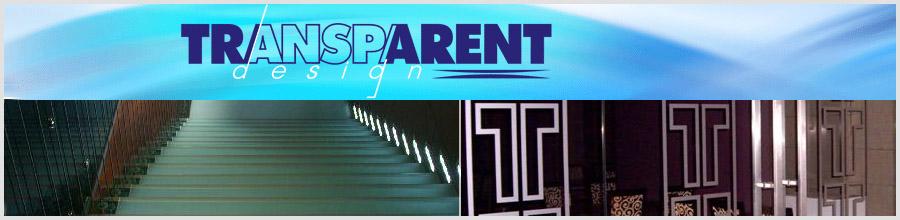 Transparent Design - Mobilier din sticla, Bucuresti Logo