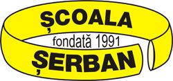 SCOALA DE MESERII SERBAN Logo