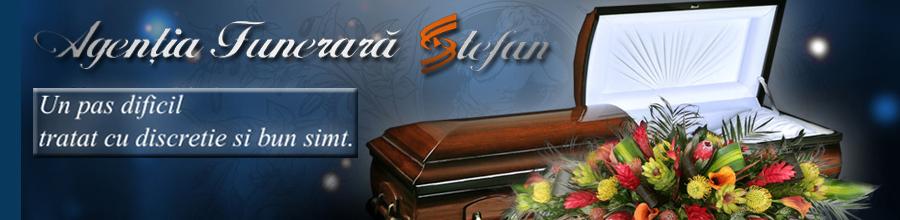 Stefan - Agentie funerara Bucuresti Logo