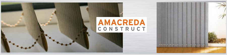 AMACREDA CONSTRUCT Logo