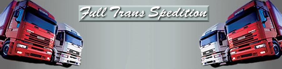 FULL TRANS SPEDITION Logo
