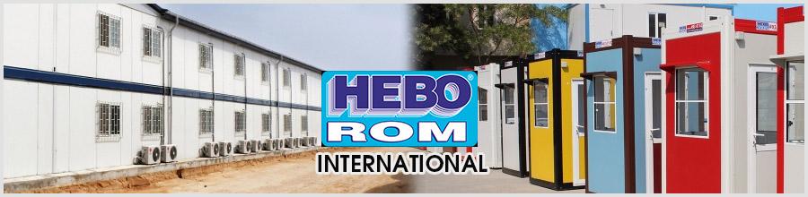 HEBOROM INTERNATIONAL Logo