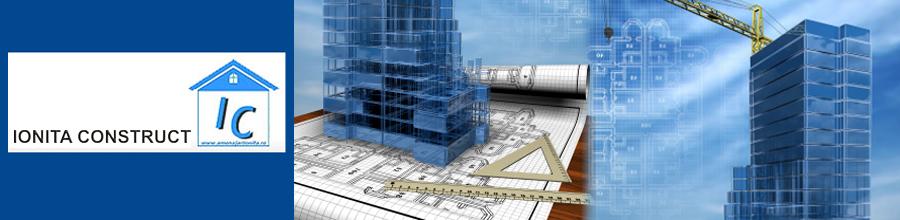 IONITA CONSTRUCT Logo