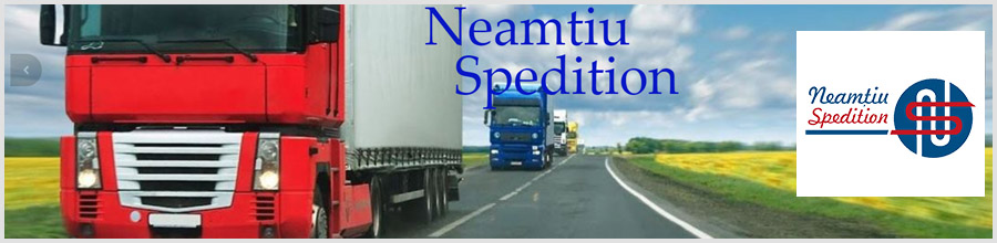 NEAMTIU SPEDITION Logo