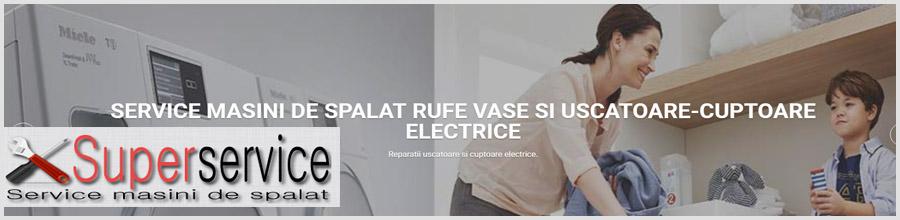 Service masini de spalat Bucuresti Logo