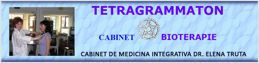 CABINET DE MEDICINA INTEGRATIVA DR. ELENA TRUTA Logo