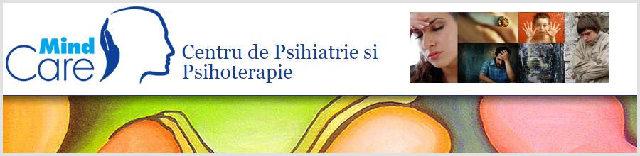 Mindcare, Centru psihoterapie, consiliere psihologica Bucuresti Logo