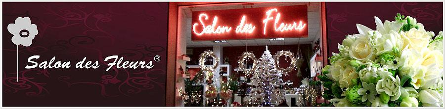 SALON DES FLEURS Logo