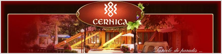 RESTAURANT CERNICA Logo