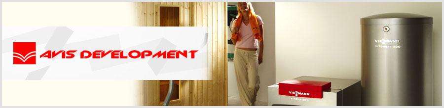 AVIS DEVELOPMENT Bucuresti - Instalare si service centrale termice Logo
