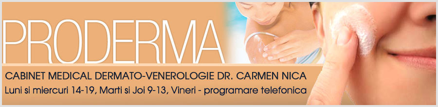 CABINET MEDICAL DERMATO-VENEROLOGIE DR. CARMEN NICA Logo