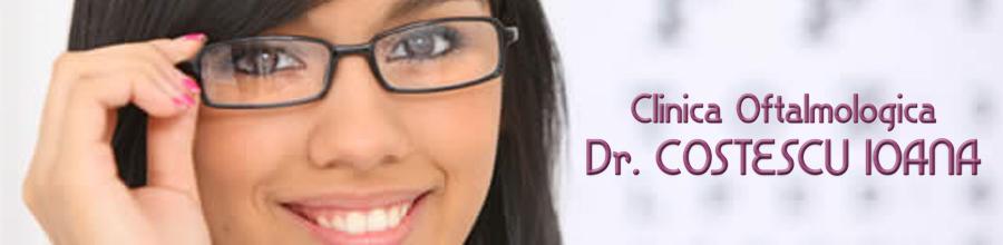 Clinica Oftalmologica Dr. COSTESCU IOANA Logo