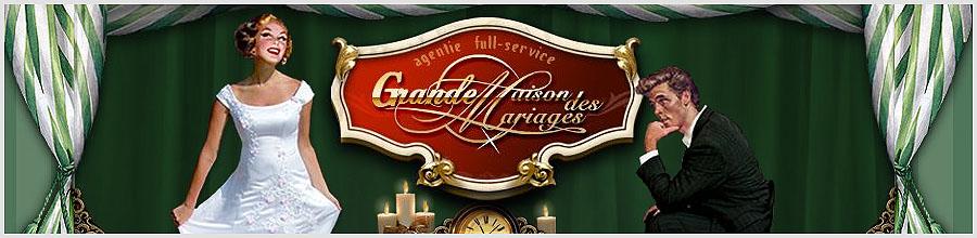 AGENTIA GRANDE MAISON DES MARIAGES Logo