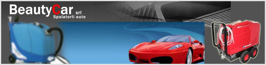 BEAUTY CAR Logo
