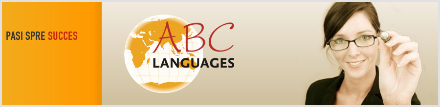 ABC LANGUAGES Logo
