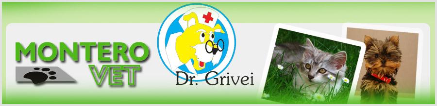 FARMACIILE MONTERO VET-DR. GRIVEI Logo