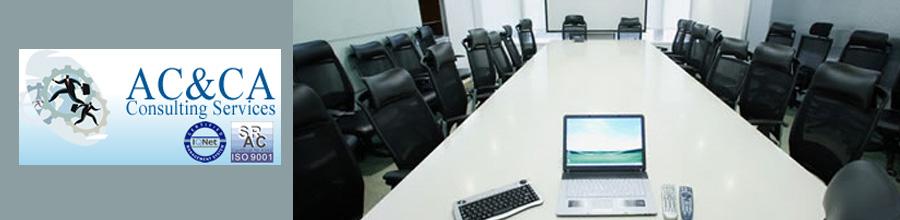 AC&CA Consulting Services - Cursuri si consultanta in afaceri, Bucuresti Logo