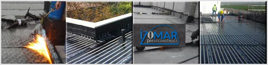 IZOMAR PRESTCONSTRUCT Logo