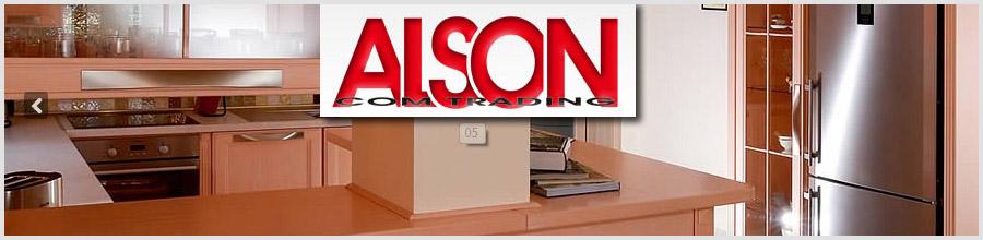 ALSON COM TRADING Logo