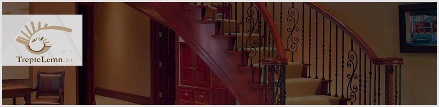 PROD COM SIGHET Trepte, balustrade, usi din lemn Logo