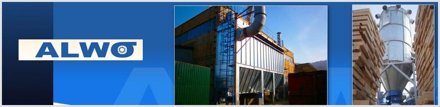 Alwo Therm - Sisteme industriale de ventilatie si filtrare aer Bucuresti Logo