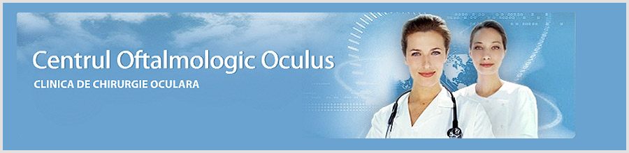 CLINICA MEDICALA OCULUS & OPTICONTACT Logo