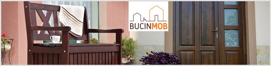 Bucin Mob, Solovastru Mociar / Mures - Producator mobilier din lemn masiv Logo