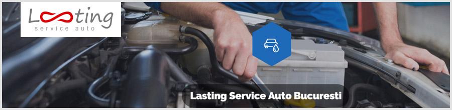 Lasting - service Auto Bucuresti Logo