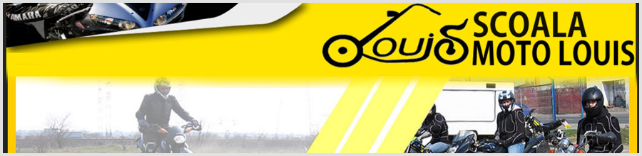 SCOALA MOTO LOUIS Logo