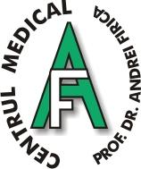 Centrul Medical Prof. Dr. ANDREI FIRICA Logo
