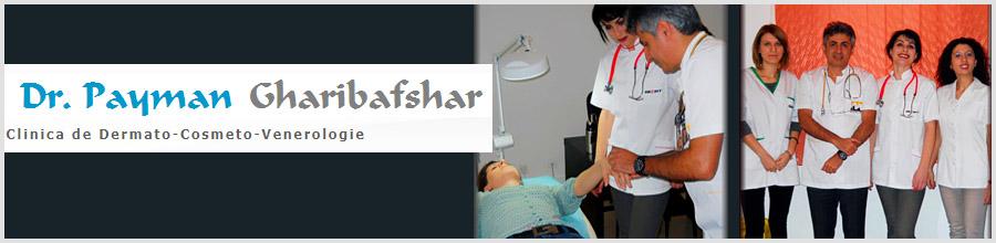CABINET MEDICAL INDIVIDUAL DR. GHARIBAFSHAR PAYMAN Logo