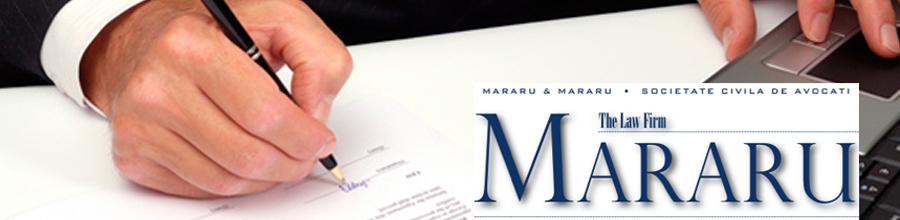 Societate Civila de Avocati Mararu & Mararu Logo