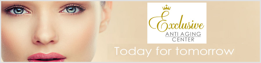 Exclusive Anti Aging Center Logo