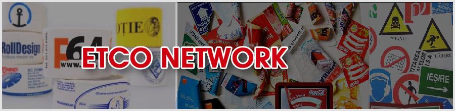 ETCO NETWORK Logo