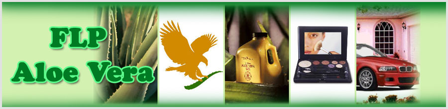 FLP ALOE VERA Logo
