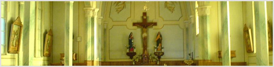 Biserica romano-catolica Sf. Maria - Popesti Leordeni Logo