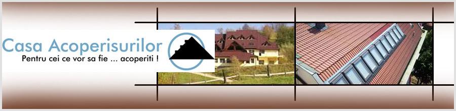 Casa Acoperisurilor, Bucuresti - Acoperisuri si servicii conexe Logo