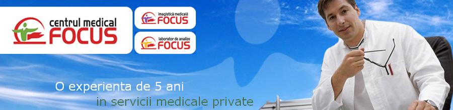 Centrul Medical Focus Logo