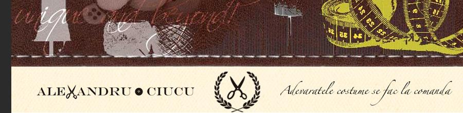 ALEXANDRU CIUCU Logo