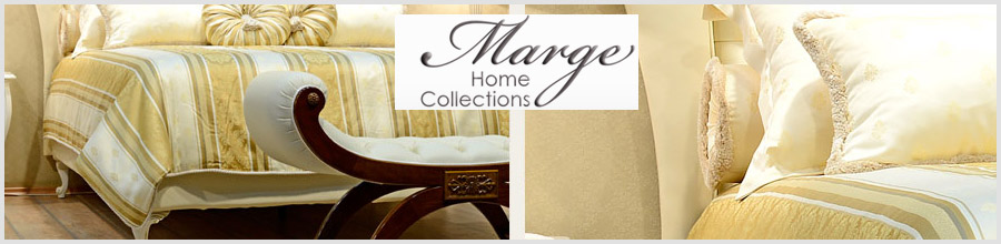 MARGE HOME COLLECTIONS Logo