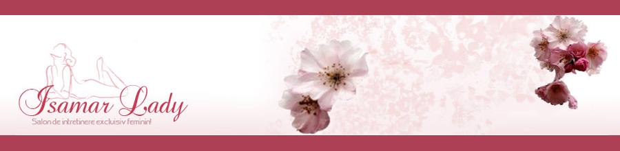 ISAMAR LADY - Salon de intretinere feminina Logo
