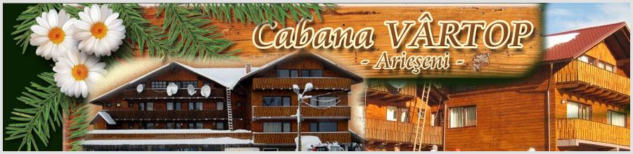 CABANA VARTOP*** - jud. ALBA Logo