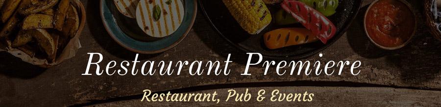 Premiere, Restaurant - Chiajna / Ilfov Logo