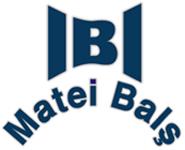 Institutul National de Boli Infectioase PROF DR MATEI BALS Logo
