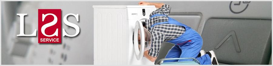 LUKS SERCO SERVICE - Reparatii masini de spalat rufe si frigidere Logo