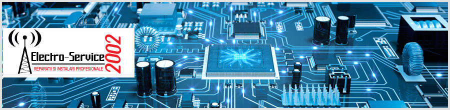 ELECTROSERVICE 2002 Bucuresti - Reparatii aparatura Audio-Video Logo