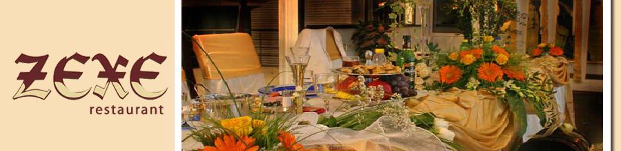 Zexe Restaurant romanesc - Bucuresti Logo
