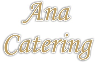 ANA CATERING Logo
