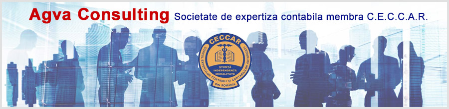 Agva Consulting - Firma de contabilitate Bucuresti Logo